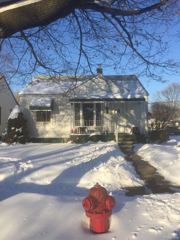 1808 University Avenue, Lincoln Park, MI 48146 (#218009891) :: The Buckley Jolley Real Estate Team