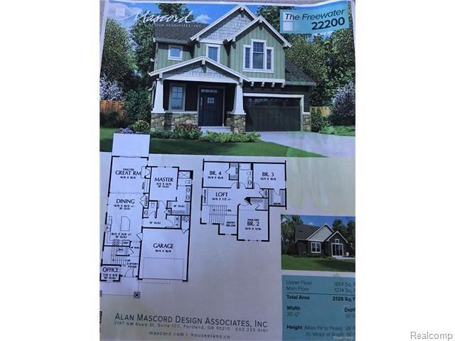 33558 Rhonswood Street, Farmington Hills, MI 48335 (#218010319) :: RE/MAX Classic