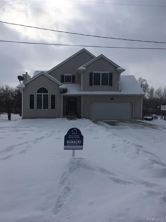 9511 Hill Road, Gaines Twp, MI 48473 (#5030072137) :: Simon Thomas Homes
