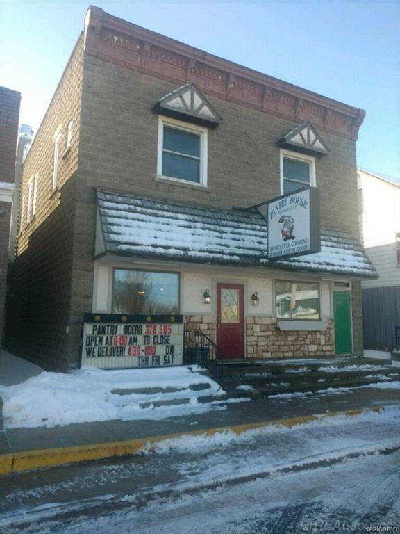 13 W Lapeer, Peck, MI 48466 (#58031339835) :: Duneske Real Estate Advisors