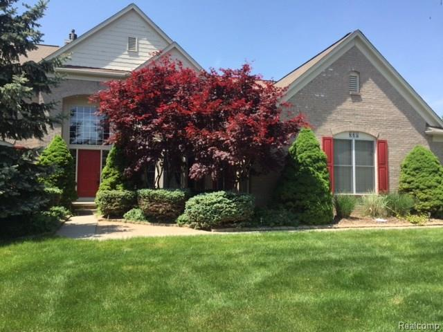 338 Westbourne Court, Canton Twp, MI 48188 (#218010781) :: RE/MAX Classic