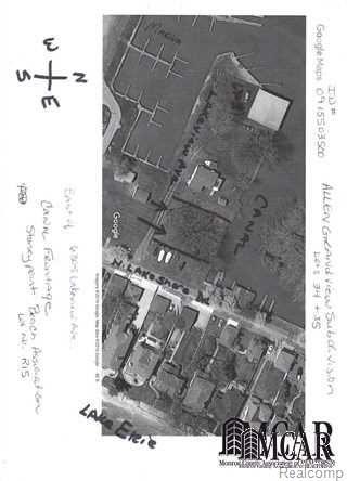 0 N Lakeshore, Lasalle, MI 48145 (#57003451713) :: Simon Thomas Homes