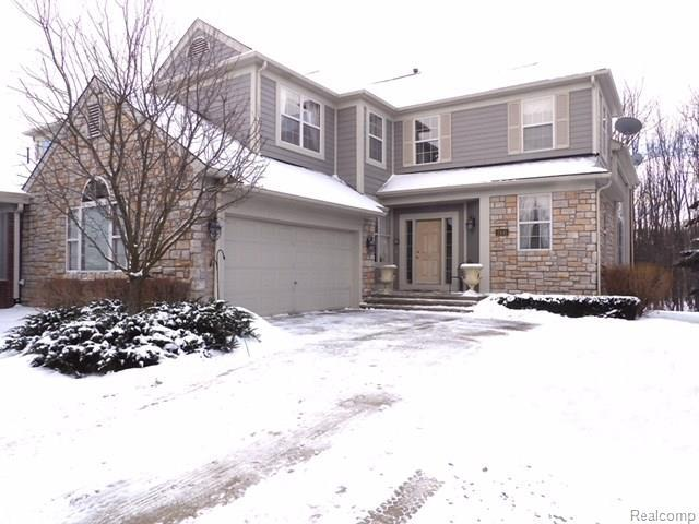 2441 Winding Brook Court, Rochester Hills, MI 48309 (#218011125) :: RE/MAX Classic