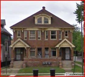 985 E Grand Boulevard, Detroit, MI 48207 (MLS #218011166) :: The Toth Team
