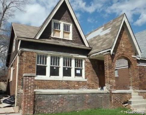14703 Mayfield Street, Detroit, MI 48205 (#218011533) :: RE/MAX Classic