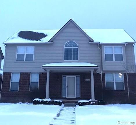 24030 Meadows Avenue, Flat Rock, MI 48134 (#218011562) :: RE/MAX Classic