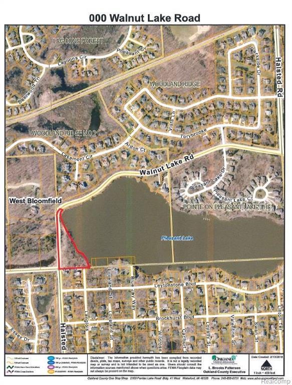 000 Walnut Lake Road, West Bloomfield Twp, MI 48323 (#218011604) :: RE/MAX Classic