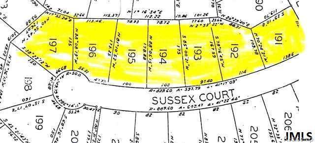 Sussex Ct, Cambridge, MI 49265 (#55201800449) :: Metro Detroit Realty Team | eXp Realty LLC