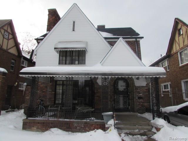 17353 Roselawn Street, Detroit, MI 48221 (#218012225) :: Duneske Real Estate Advisors