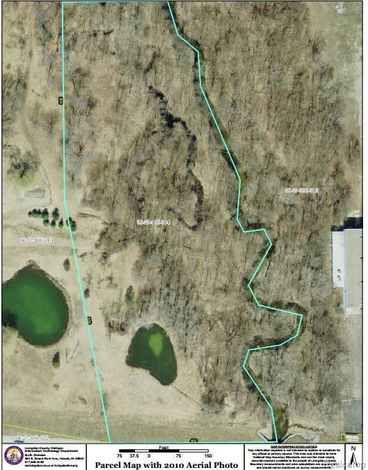 37 Acres W Highland, Howell Twp, MI 48843 (#218012786) :: RE/MAX Classic