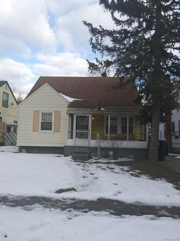 7650 Vaughan Street, Detroit, MI 48228 (#218012837) :: The Buckley Jolley Real Estate Team