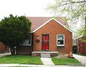 8254 Sussex Street, Detroit, MI 48228 (#218012957) :: RE/MAX Classic