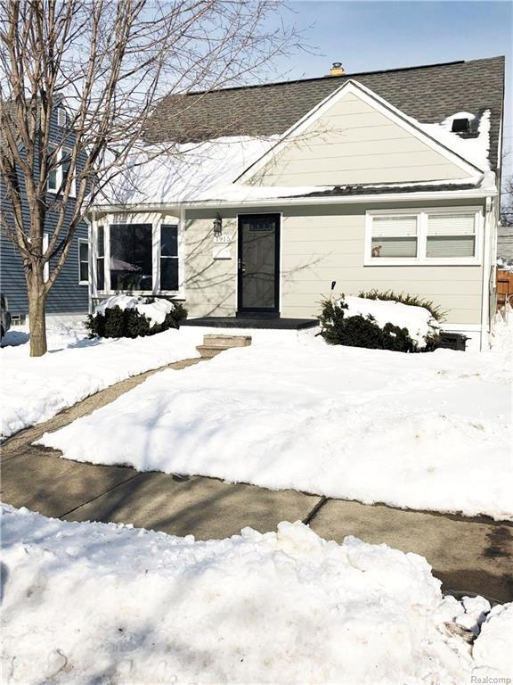 1915 Dallas Avenue, Royal Oak, MI 48067 (#218013072) :: RE/MAX Classic