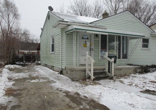 1433 Woodland, Inkster, MI 48141 (#218013082) :: Metro Detroit Realty Team   eXp Realty LLC