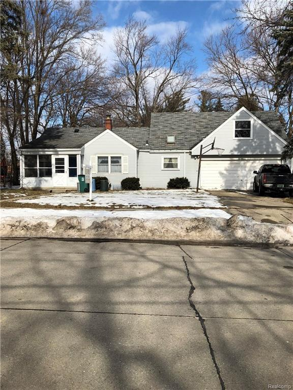 1013 Genesee Drive, Royal Oak, MI 48073 (#218013115) :: RE/MAX Classic