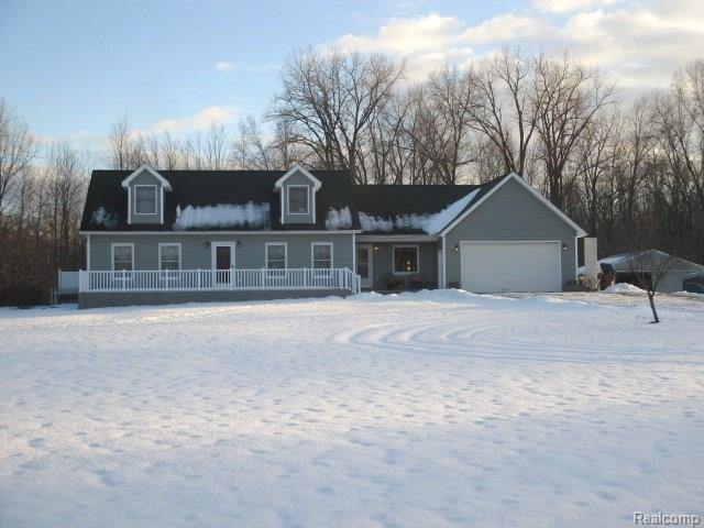 12759 Calhoun Road, London Twp, MI 48160 (#218013375) :: The Buckley Jolley Real Estate Team