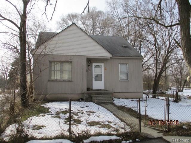 208 Seward Street, Pontiac, MI 48342 (#218013528) :: Metro Detroit Realty Team   eXp Realty LLC