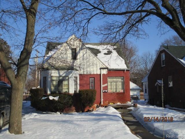18974 Alcoy Street, Detroit, MI 48205 (#218013538) :: Metro Detroit Realty Team   eXp Realty LLC