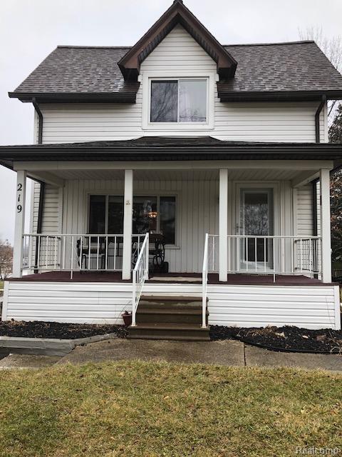 219 Briscoe Place, Leoni Twp, MI 49203 (#543254471) :: Metro Detroit Realty Team | eXp Realty LLC