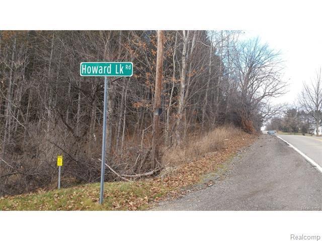 0 Rochester Road, Addison Twp, MI 48367 (#218013808) :: RE/MAX Classic