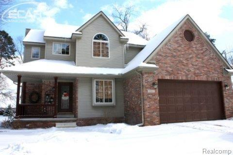 15163 Murray Woods Court, Argentine Twp, MI 48418 (#5030072251) :: RE/MAX Classic