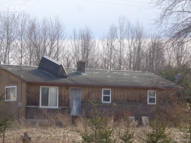 9805 Fulmer Road, Millington Twp, MI 48746 (#5030072290) :: RE/MAX Nexus