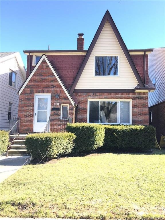 7524 Williamson Street, Dearborn, MI 48126 (#218015447) :: RE/MAX Classic