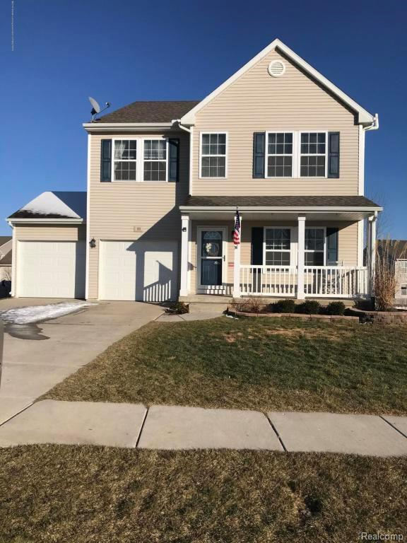 153 Primrose Lane, Aurelius Twp, MI 48854 (MLS #630000223927) :: The Toth Team