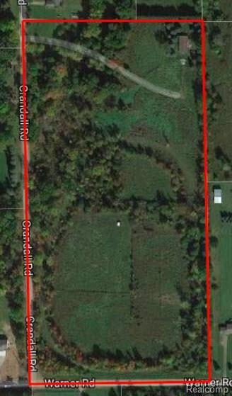 3150 Crandall Road, Howell Twp, MI 48855 (#218018460) :: The Buckley Jolley Real Estate Team