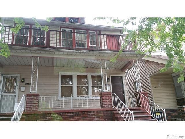2344 Oakdale Street, Detroit, MI 48209 (#543254792) :: Duneske Real Estate Advisors