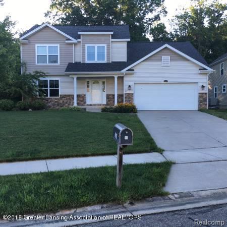 2064 Arbor Meadows Drive, Dewitt Twp, MI 48820 (MLS #630000223971) :: The Toth Team