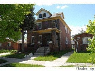 12328 Maiden Street, Detroit, MI 48213 (#218019936) :: RE/MAX Classic