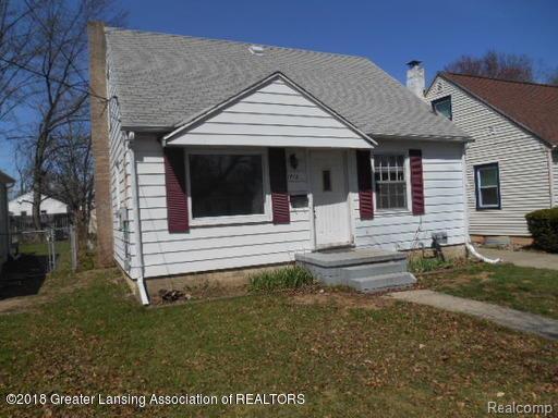 1412 Lenore Avenue, Lansing, MI 48910 (MLS #630000224083) :: The Toth Team