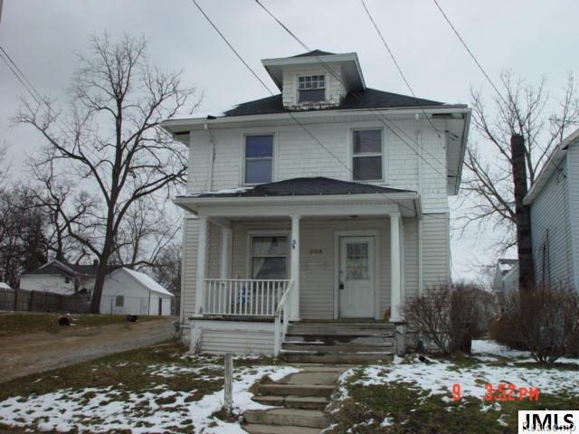 508 Oakhill Ave, CITY OF JACKSON, MI 49202 (#55201800741) :: Simon Thomas Homes