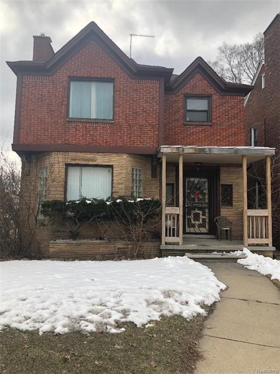 8401 W 7 MILE Road, Detroit, MI 48221 (#218020478) :: Simon Thomas Homes