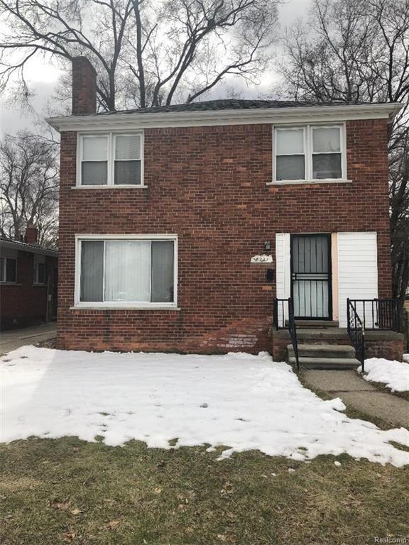 8241 W 7 MILE Road, Detroit, MI 48221 (#218020501) :: Simon Thomas Homes