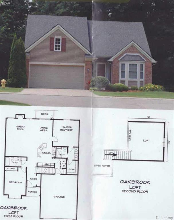 11438 Hidden Oaks, Vienna Twp, MI 48420 (#218021191) :: The Buckley Jolley Real Estate Team