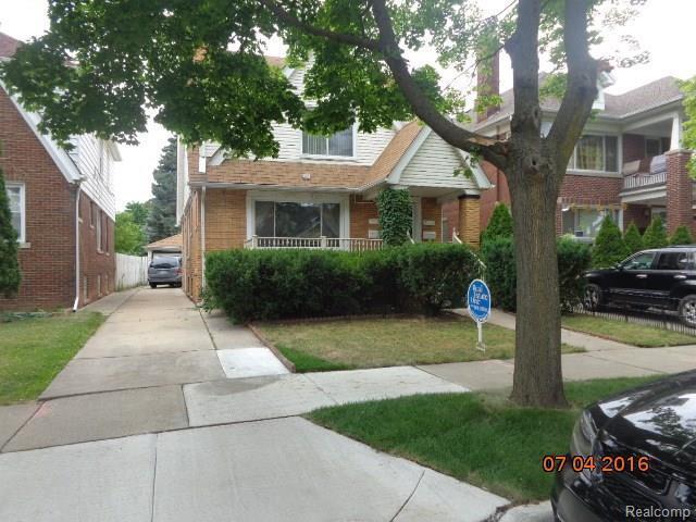 7107 Appoline Street, Dearborn, MI 48126 (#218021538) :: The Buckley Jolley Real Estate Team