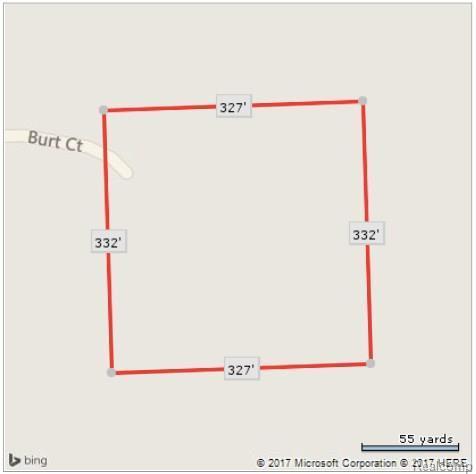 0 Burt Court, Brandon Twp, MI 48371 (#218022455) :: Metro Detroit Realty Team | eXp Realty LLC