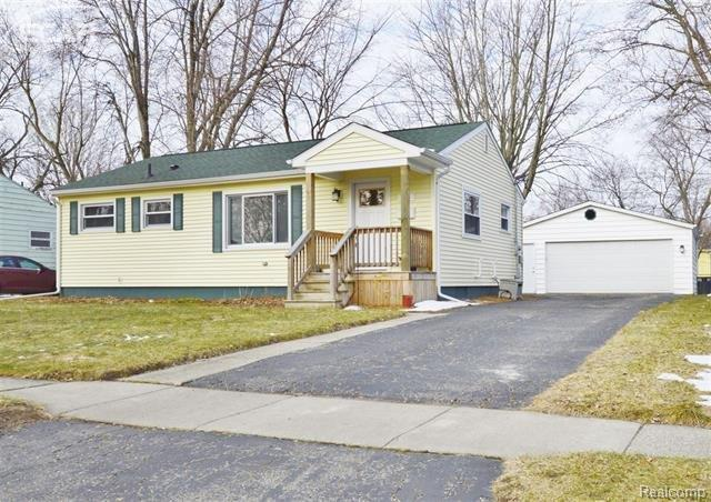 324 Wisler Street, Davison, MI 48423 (#5030072574) :: Metro Detroit Realty Team | eXp Realty LLC