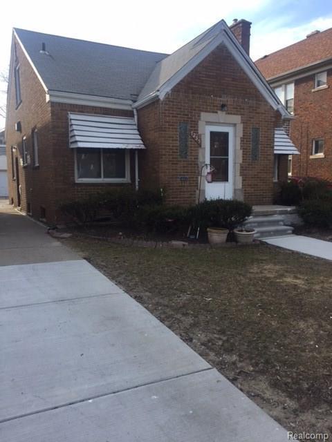 7235 Jonathon Street, Dearborn, MI 48126 (MLS #218023073) :: The Toth Team