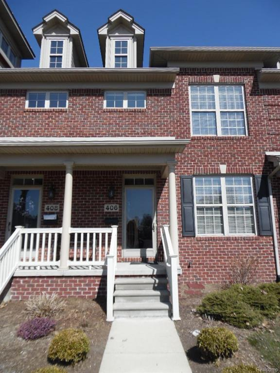 406 Oak Street, Wyandotte, MI 48192 (#218023410) :: RE/MAX Classic