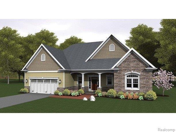 12414 Sugar Maple Drive, Fenton Twp, MI 48430 (#5030072677) :: The Buckley Jolley Real Estate Team