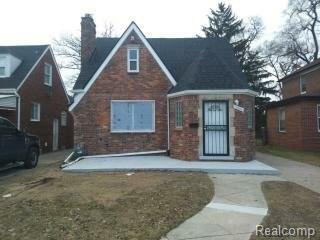 19205 Greenlawn Street, Detroit, MI 48221 (MLS #218023987) :: The Toth Team