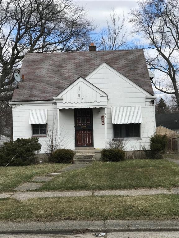 19734 Westbrook Street, Detroit, MI 48219 (#218024105) :: The Buckley Jolley Real Estate Team
