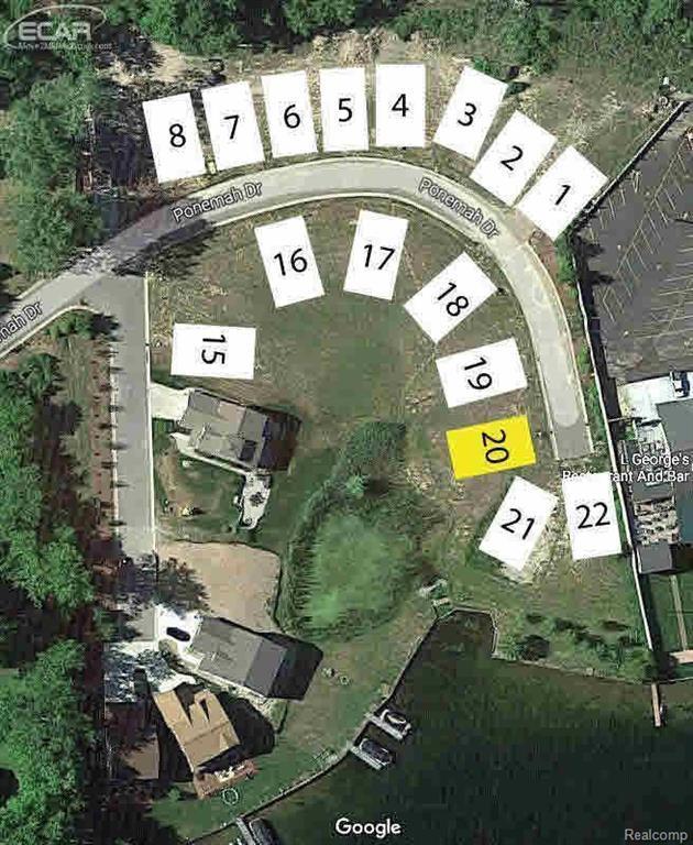 3492 Ponemah, Fenton Twp, MI 48430 (#50100001245) :: The Buckley Jolley Real Estate Team