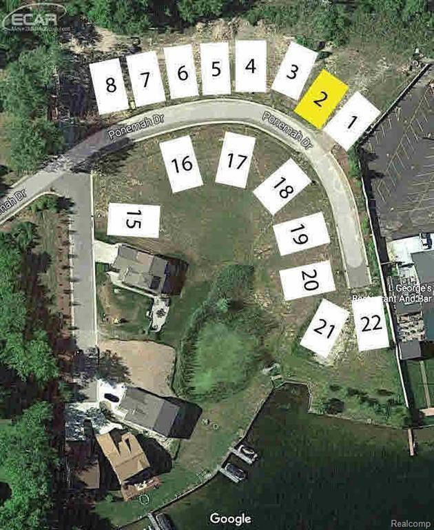 3481 Ponemah, Fenton Twp, MI 48430 (#50100001237) :: The Buckley Jolley Real Estate Team
