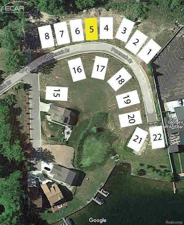 3469 Ponemah, Fenton Twp, MI 48430 (#50100001239) :: The Buckley Jolley Real Estate Team