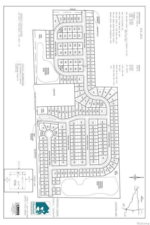 00 E Marr, Howell Twp, MI 48855 (#218025448) :: Duneske Real Estate Advisors