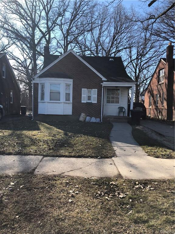 19735 Coyle Street, Detroit, MI 48235 (MLS #218025585) :: The Toth Team